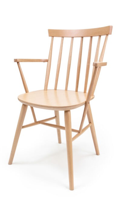 Solid Wood Chair made of Beech - 1338А
