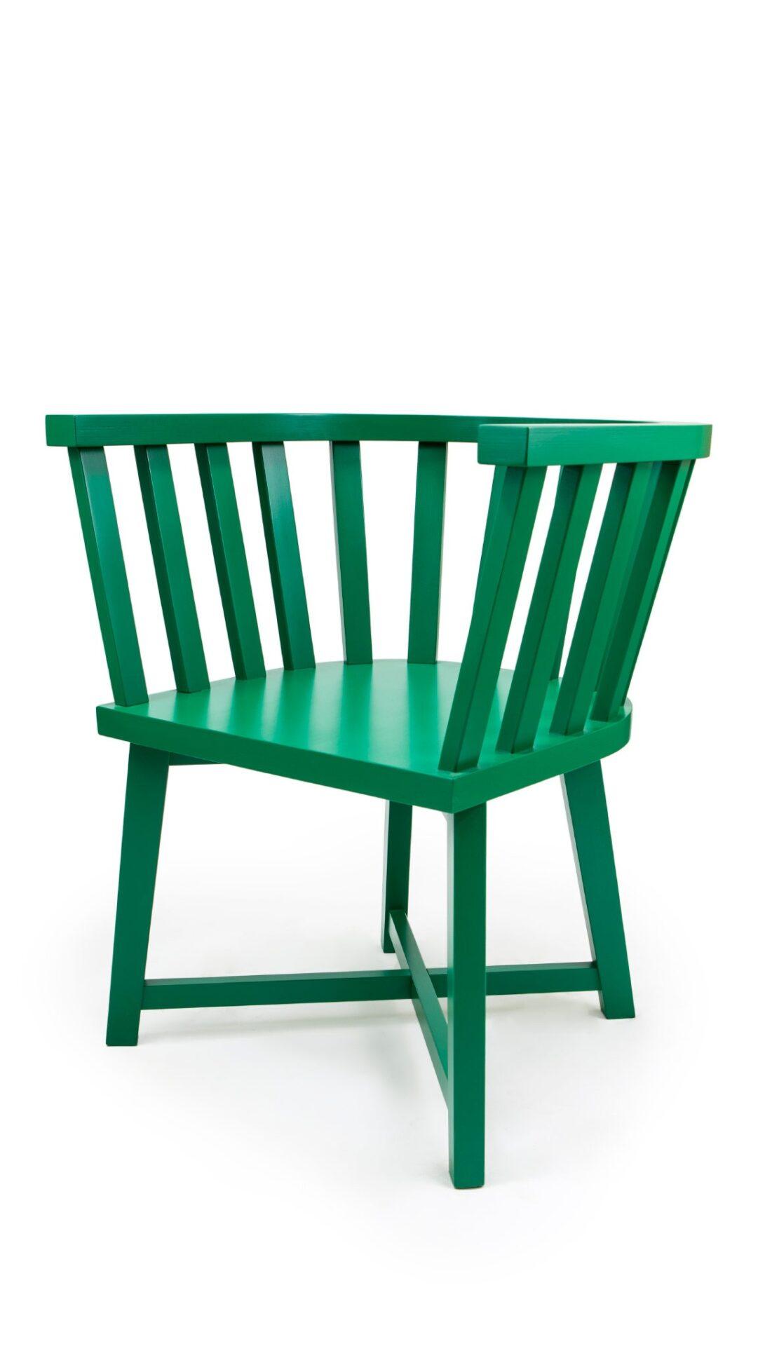 Кресло от масивен бук - 1340S