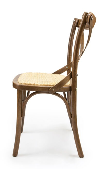 Solid Wood Chair made of Beech or Oak - 1341S