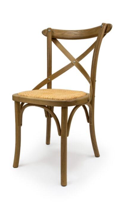 Масивен стол от бук или дъб - 1341S