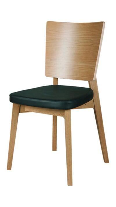 Масивен стол от дъб - 1342S