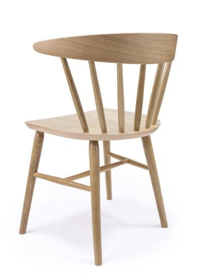 Масивен стол от бук и дъб - 1351S