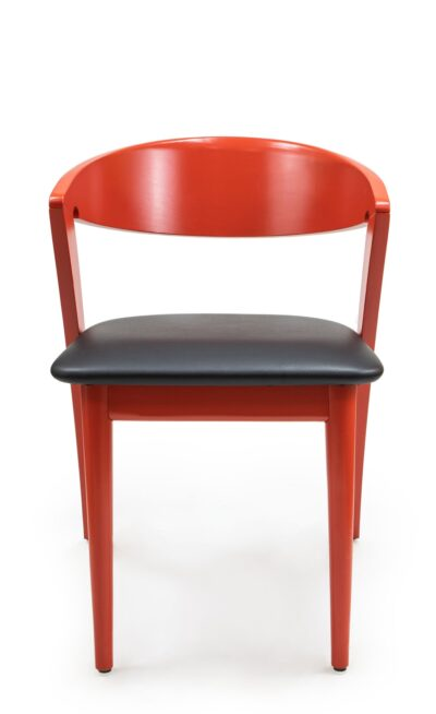 Upholstered chair made of solid beech - 1385S