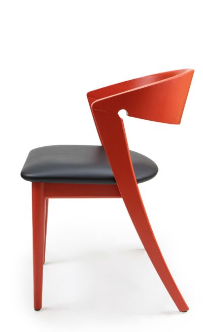 Solid wood chair made of Beech -1385S