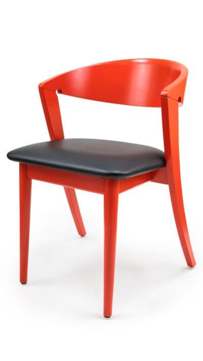 Тапициран стол от масивен бук - 1385S