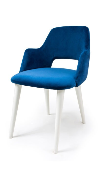 Solid wood armchair made of beech - 1389A