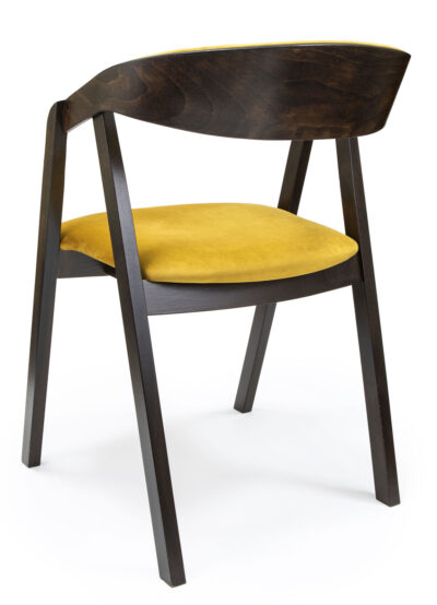 Solid wood chair made of beech or oak - 1392SP