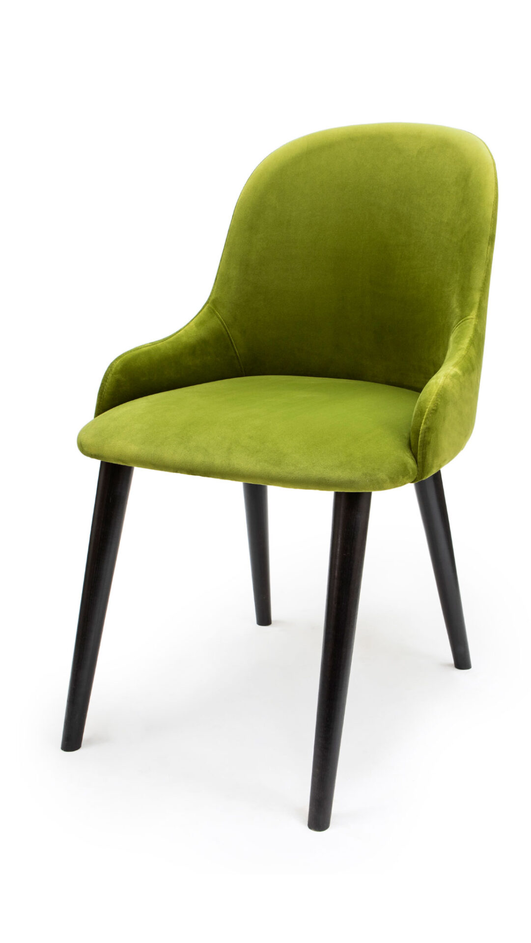 Solid wood armchair made of beech - 1393A