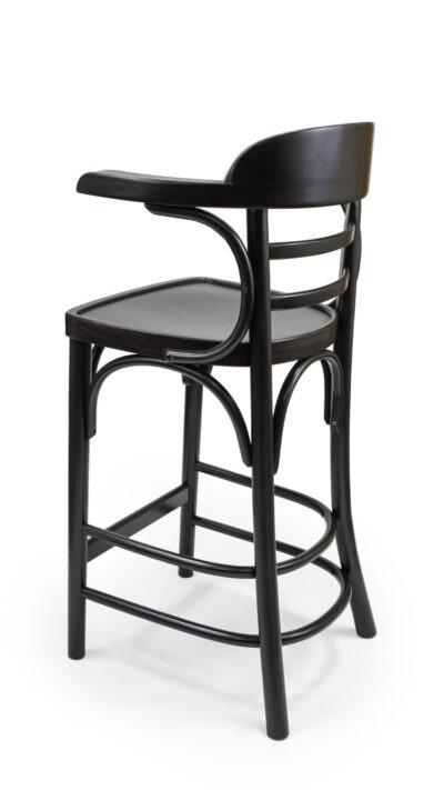 Бар стол от масив бук - 1337B