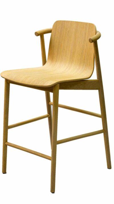 "Дизайнерски бар стол ""Серате"""