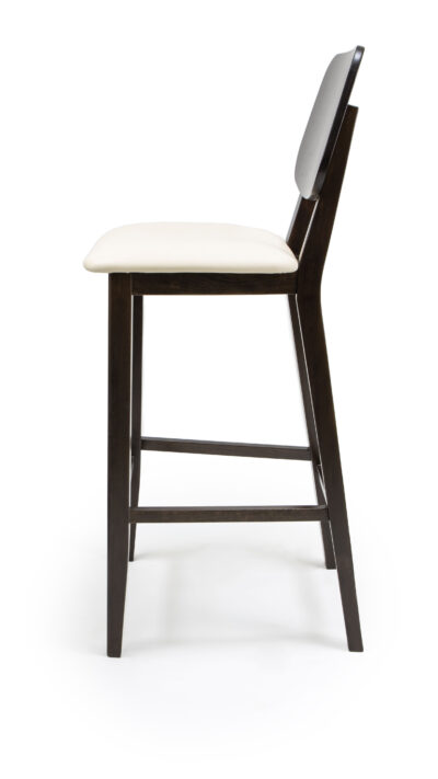 Solid Wood Barstool Made of Oak - 1307B