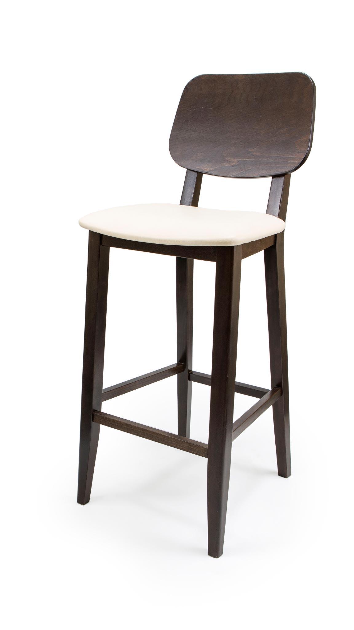 Бар стол от масив дъб - 1307B