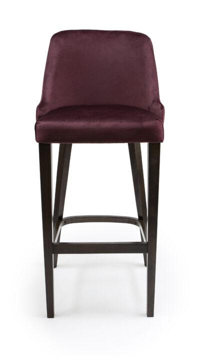 Бар стол от масив бук - 1387B
