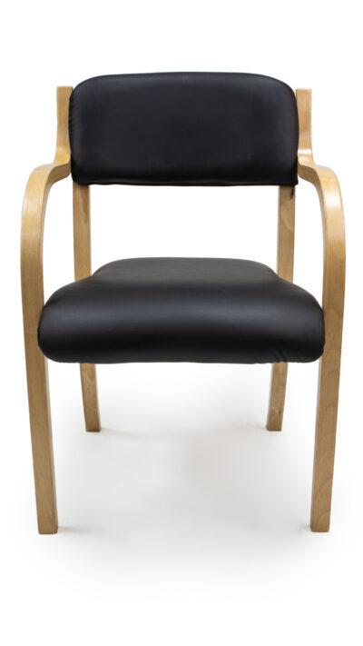 Kресло от масив бук или дъб - 1401А