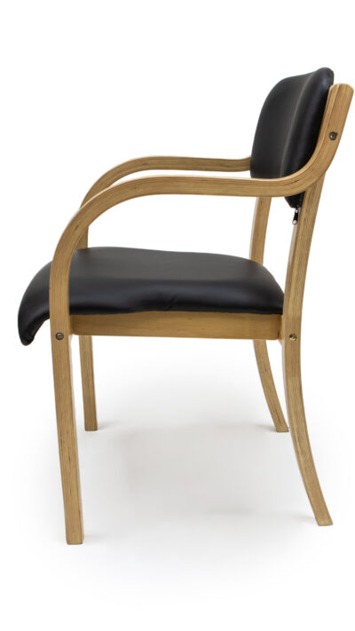 Solid wood chair made of Beech or Oak - 1401A