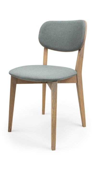 Solid wood chair made of beech or oak - 1306SP