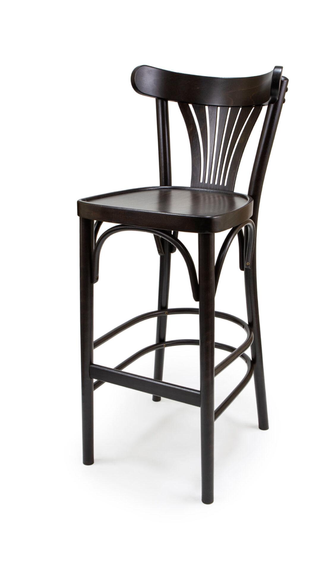 Бар стол от масив бук - 1320B1