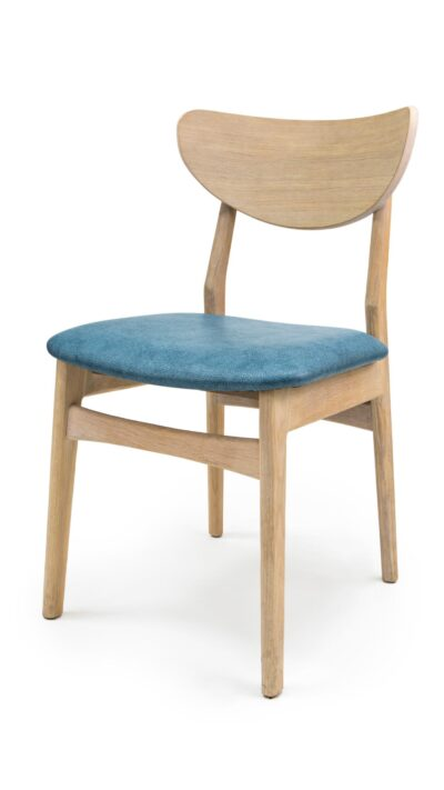Massive wood chair made of beech - 1360S