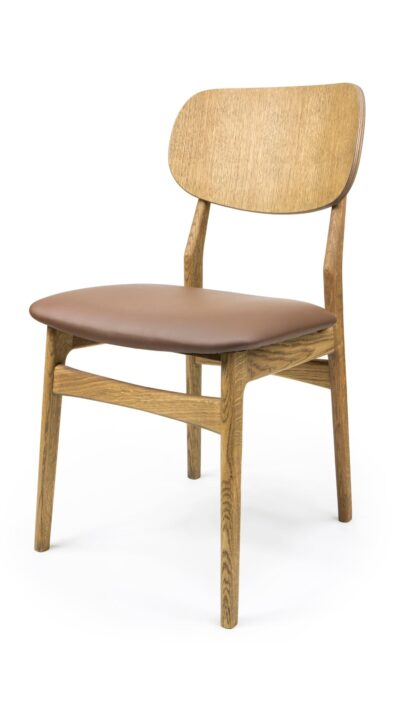 Solid wood chair made of Beech -1360S-R