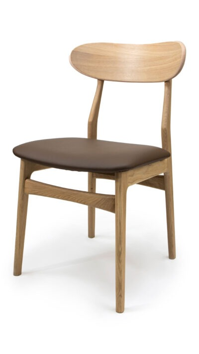 Solid wood chair made of Beech - 1360S-T